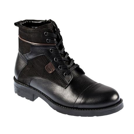 Dame Boot // Black (Euro: 37)
