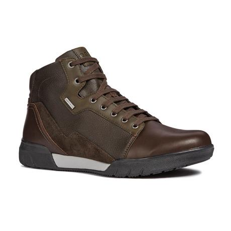 Redward B High Top Sneaker // Dark Coffee (Euro: 39)