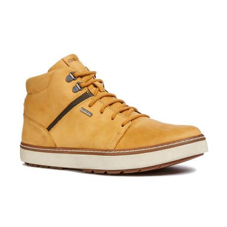 Mattias Boots // Ochre Yellow (Euro: 39)