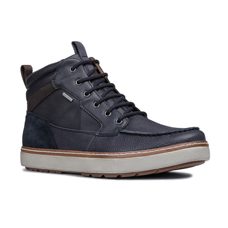 Mattias Boots // Navy + Coffee (Euro: 39)