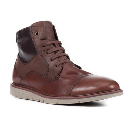 Uvet Dress Shoe // Brown Cotto (Euro: 39)