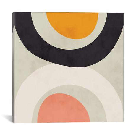 """Geometric Art II // Ana Rut Bré (12""""W x 12""""H x 0.75""""D)"""