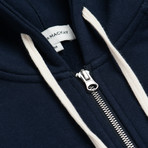 Hooded Sweatshirt // Navy (M)