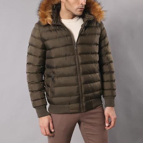 Son Coat // Khaki (Euro: 44)