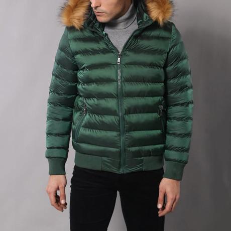 Jorn Coat // Green (Euro: 44)
