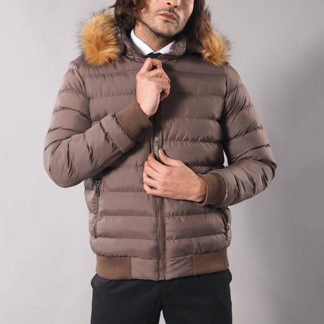 Xavi Coat // Mink (Euro: 44)