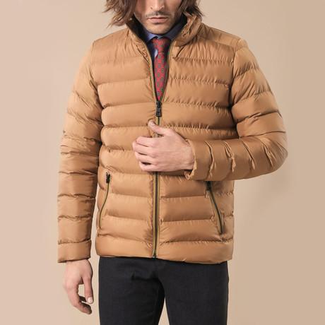 Puffy Jacket // Tobacco (Euro: 44)