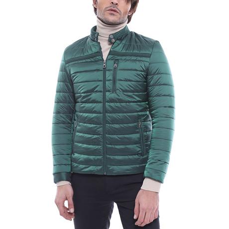 Jordan Coat // Green (Euro: 44)
