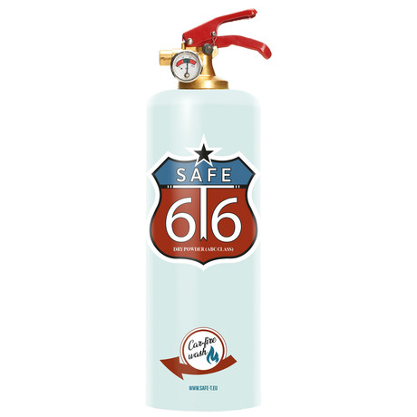 Safe-T Designer Fire Extinguisher // Safe66