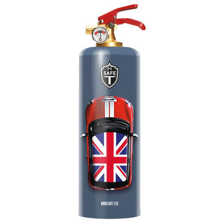 Safe-T Design Fire Extinguisher // Mini