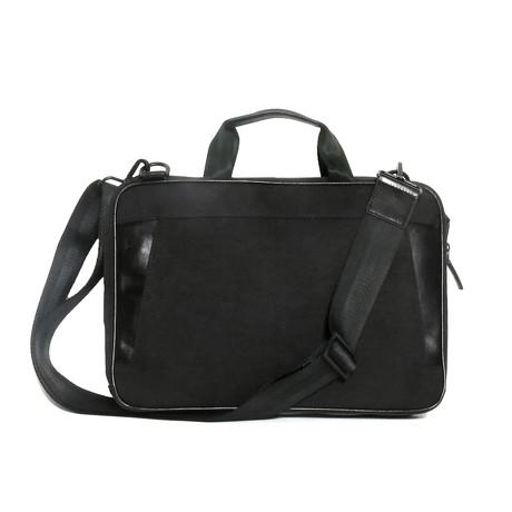 Slim Briefcase // Black