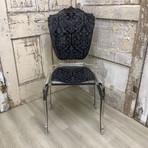 Baroque Chair // Black