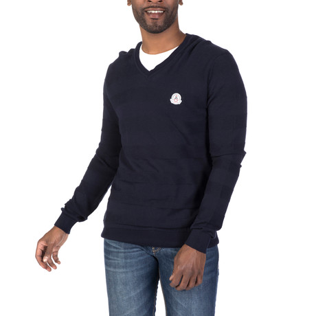 Jeff Sweater // Navy (XS)