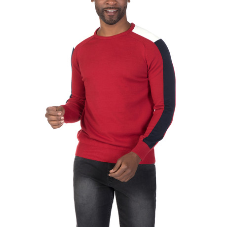 Logan Sweater // Bordeaux (XS)
