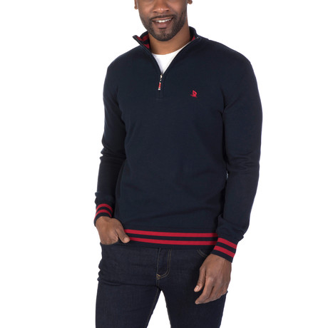 Virgil Sweater // Navy (XS)