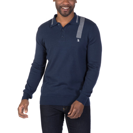 Diego Sweater // Navy (XS)