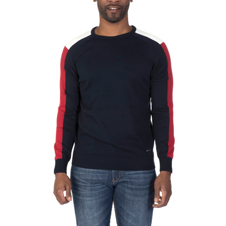 Sadio Sweater // Navy (XS)