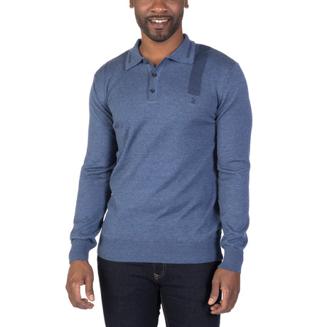 Josh Sweater // Indigo (XS)