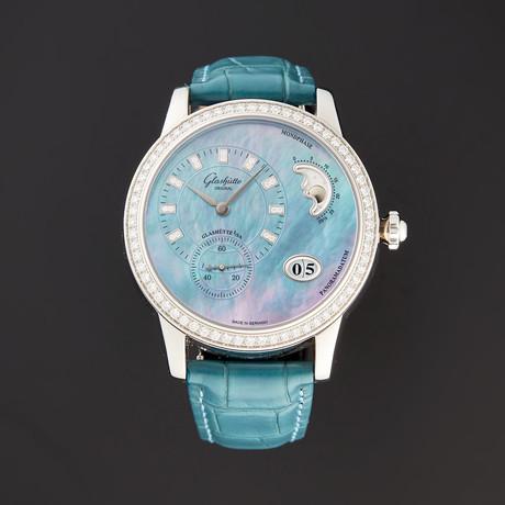 Glashutte Original Ladies Panomatic Luna Inverse Automatic // 1-90-12-03-12-02 // Store Display