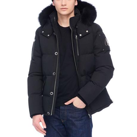 Men's 3Q Jacket // Black (S)