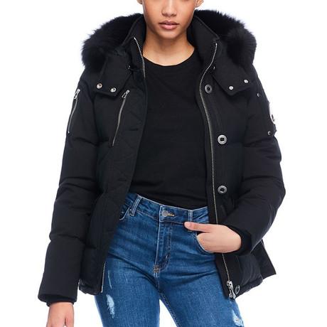 Women's 3Q Jacket LDS // Black (S)