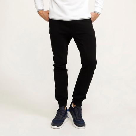 Fraser Sweatpants // Black (S)