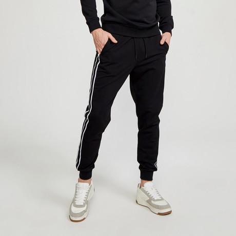 Ted Sweatpants // Black (S)