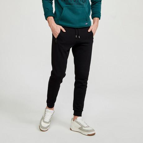 Louis Sweatpants // Black (S)