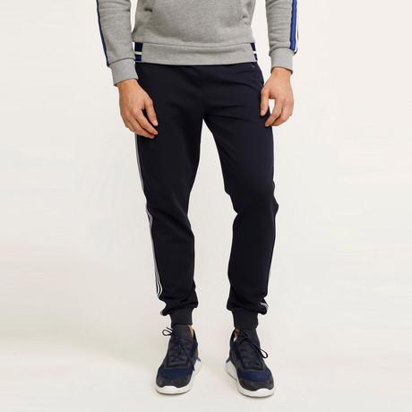 Schmidt Sweatpants // Navy (S)