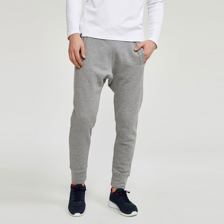 Hubbard Sweatpants // Gray Melange (S)