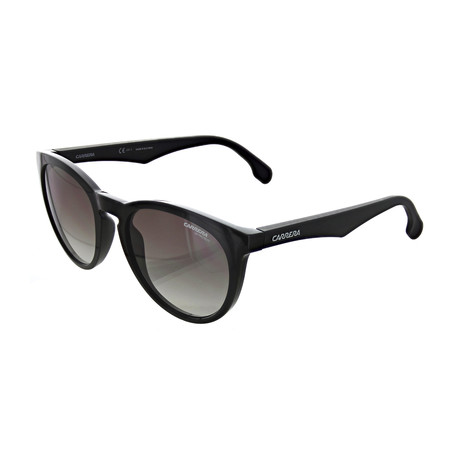 Unisex Round Gradient Sunglasses // Black