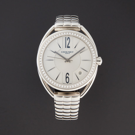 Chaumet Liens Automatic // W23671-01A // Store Display