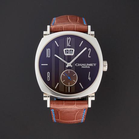Chaumet Dandy Grande Date Automatic // W11283-47B // Store Display