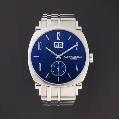 Chaumet Dandy Big Date Automatic // W11680-47C // Store Display