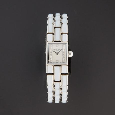 Chaumet Khesis Quartz // W19615-34A // Store Display
