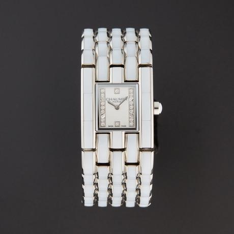 Chaumet Khesis Quartz // W19630-35A // Store Display