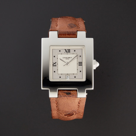 Chaumet Tank Automatic // Store Display