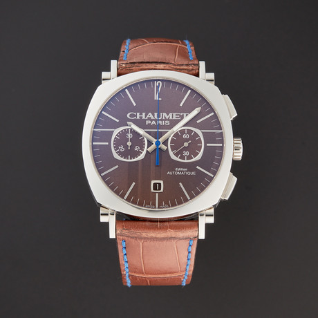 Chaumet Dandy Chronograph Automatic // Store Display