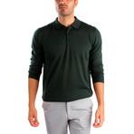 Matteo Wool Sweater // Dark Green (S)