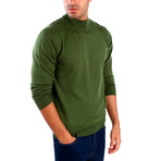 Hector Wool Sweater // Green (S)