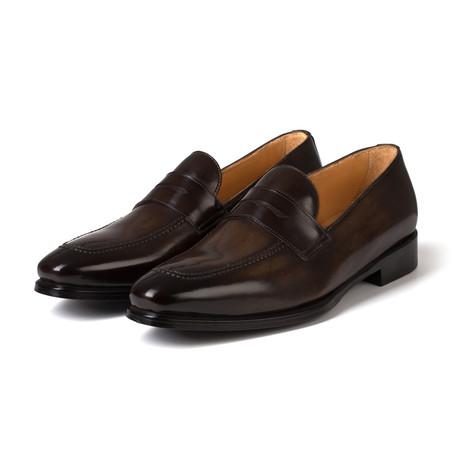 Picasso Penny Loafer // Brown (UK: 7)