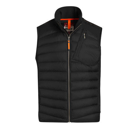 Men's Zavier Vest // Black (S)