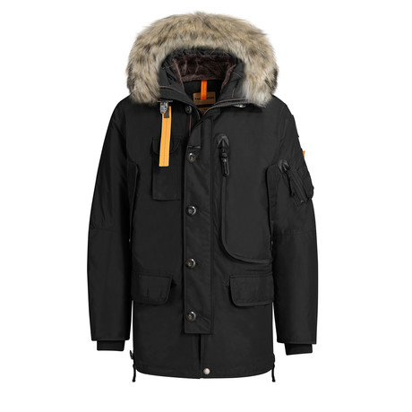 Men's Kodiak Jacket // Black (S)