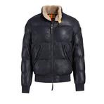 Men's Kristof Leather Jacket // Black (M)