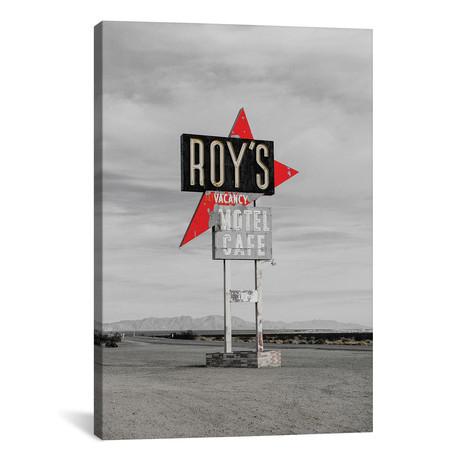 "Roys Motel // Pixy Paper (12""W x 18""H x 0.75""D)"