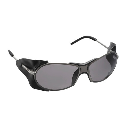 Unisex RAF3C Sports Wrap Sunglasses // Black