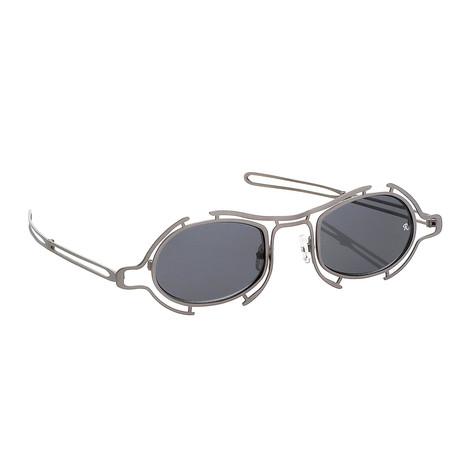 Unisex RAF13C2 Sunglasses // Matte Gunmetal