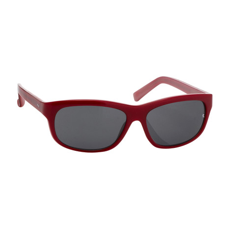 Unisex RAF15C3 Oval Sunglasses // Red Pearl
