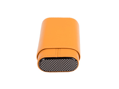 photo of Lorenzo Triple Cigar Holder (Mustard) by Touch Of Modern