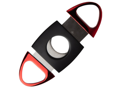 photo of Travel Cigar Cutter (Black + Silver) by Touch Of Modern